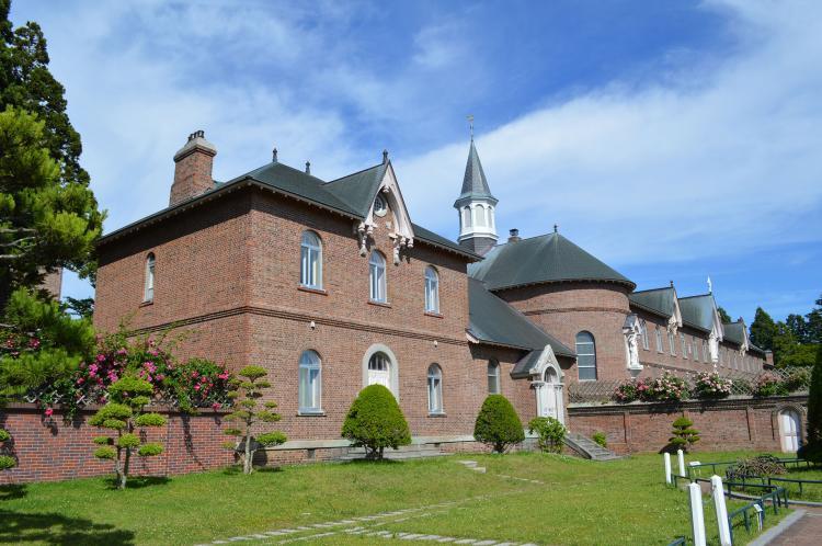 【函館】特拉皮斯汀女子修道院