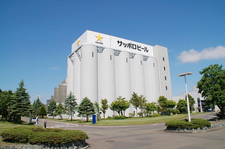 札幌啤酒北海道工場