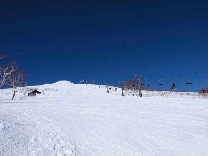 新雪谷Annupuri滑雪場