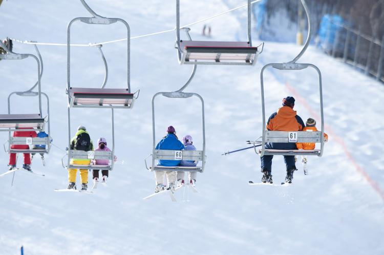 北見若松市民滑雪場