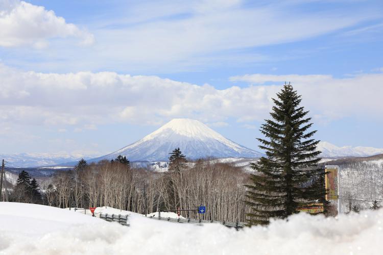 中山峠滑雪場