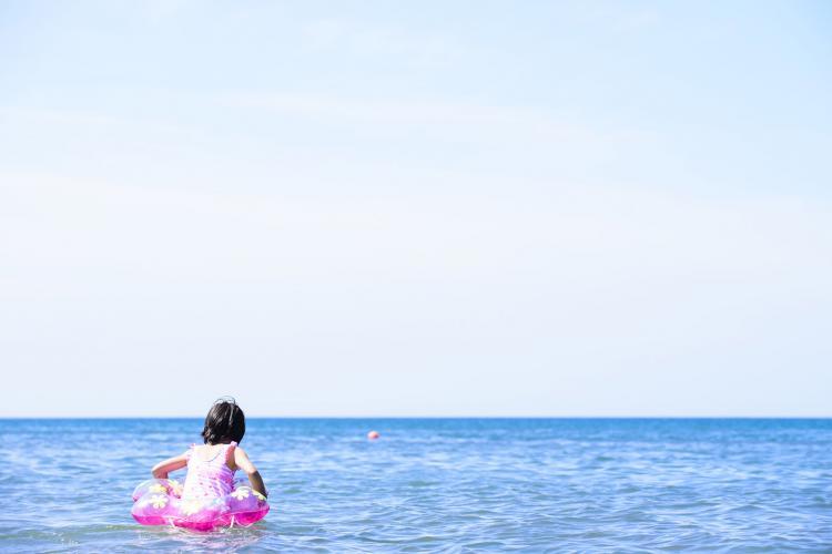 平濱海水浴場