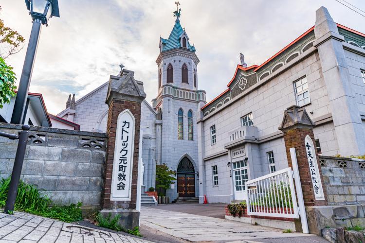 函館天主教元町教會