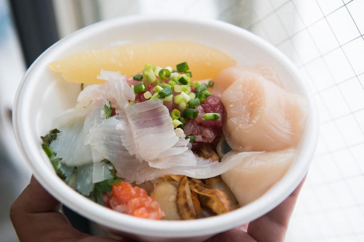 青森魚菜市場
