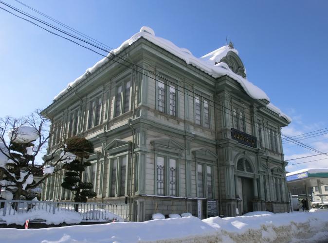 青森銀行記念館(舊五十九銀行本店本館)