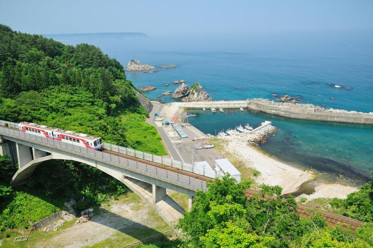 三陸鐵道(北谷灣線)