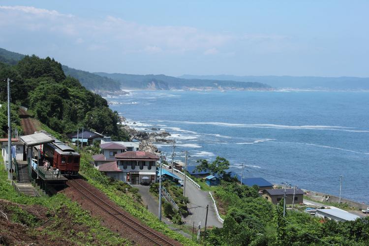 三陸鐵道(南谷灣線)