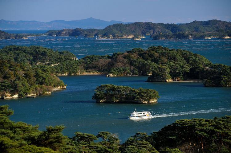 松島灣渡輪巡航