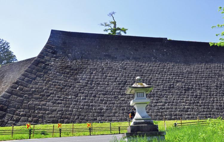 仙台城遺跡(青葉城)