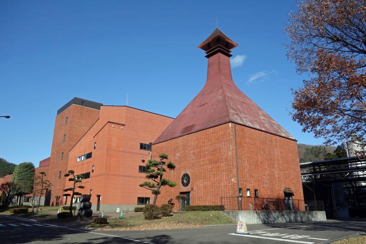 日果威士忌仙台工場