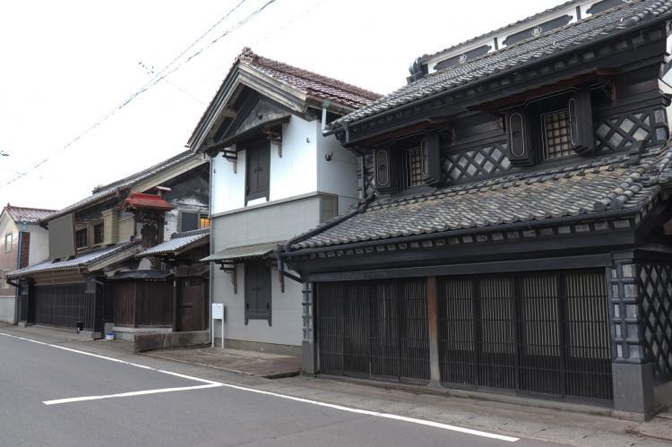 田町村田傳統建造物群保存地區