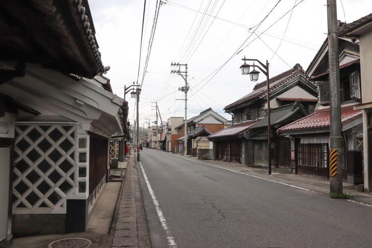 村田町村田傳統建造物群保存地區