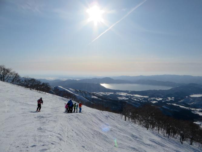 田澤湖滑雪場