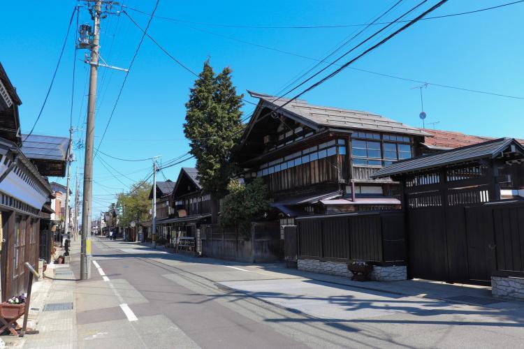 增田傳統建造物群保存地區