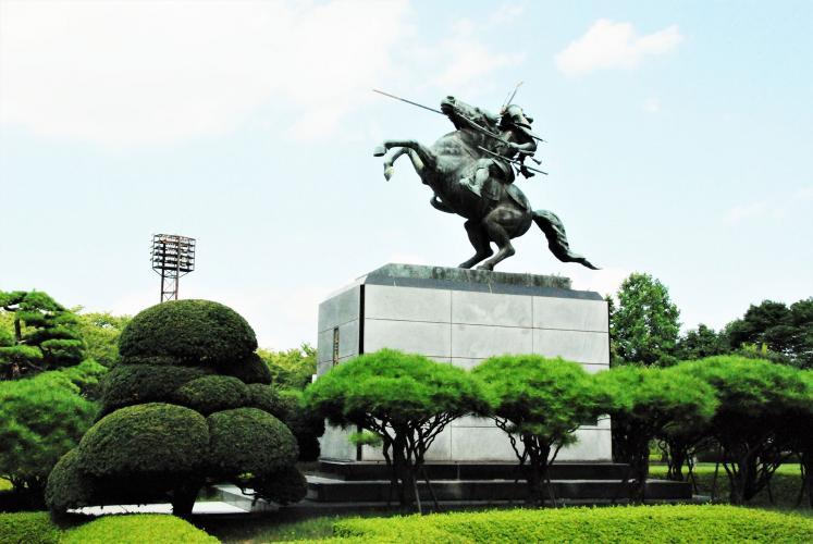 霞城公園(山形城)