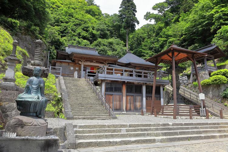 寶珠山立石寺(山寺)