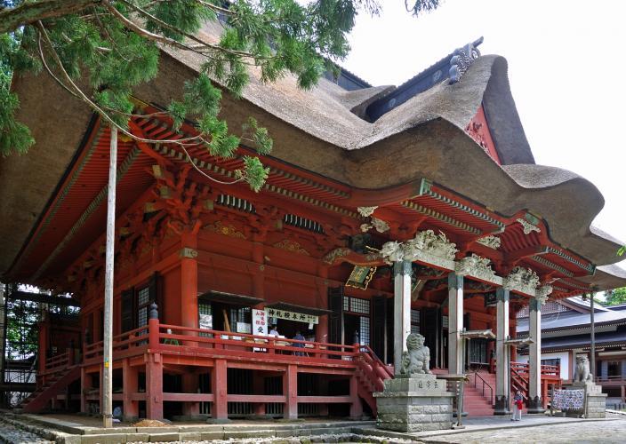 羽黑山出羽神社(出羽三山神社)