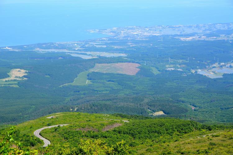 鳥海山(鳥海Blue Line)