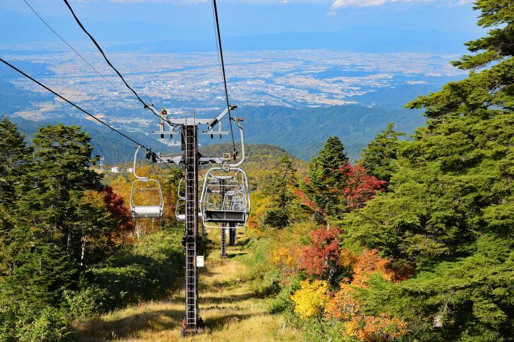 天元台高原滑雪場