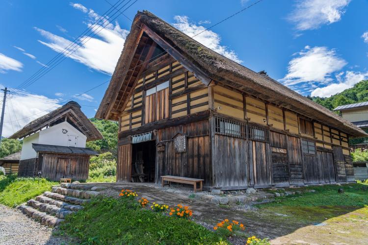 前澤曲家村落(傳統建造物群保存地區)