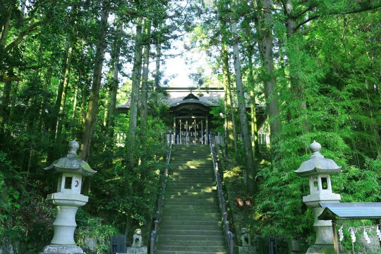 相馬中村神社