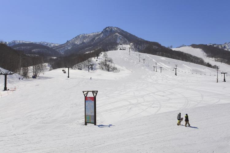 會津高原台鞍滑雪場