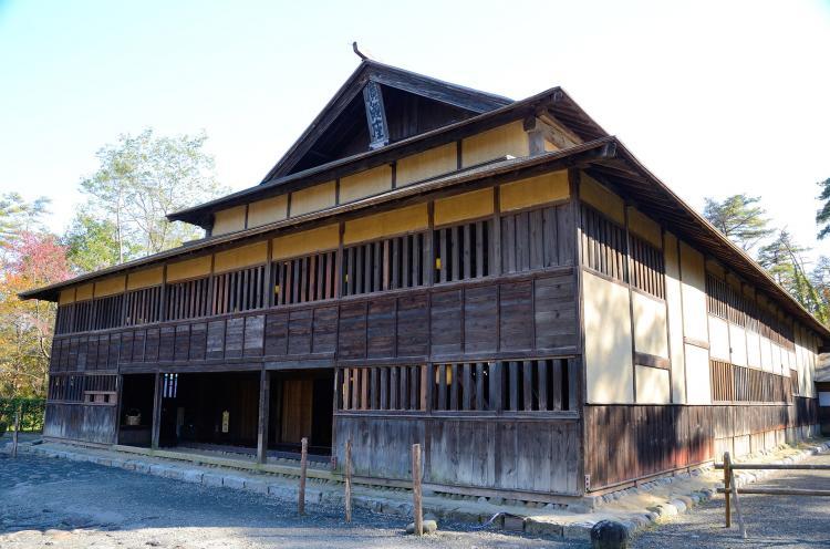 福島市民家園