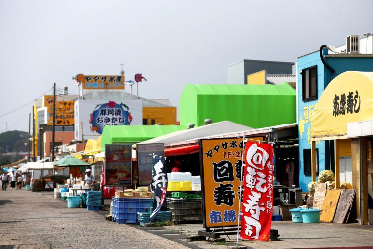 那珂湊鮮魚市場