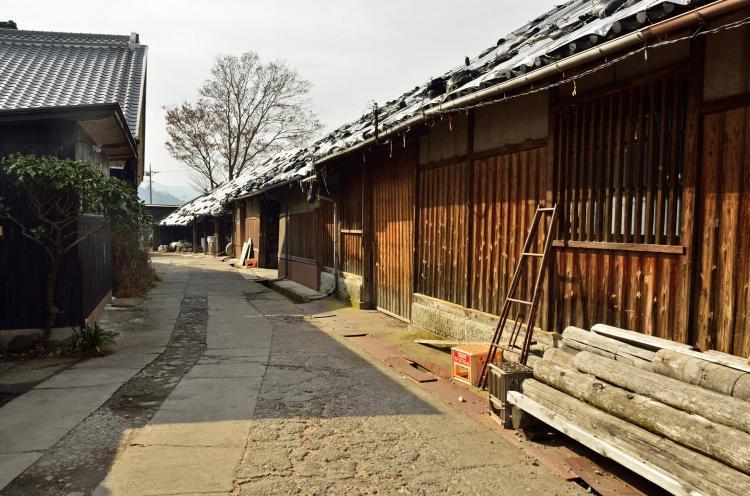 櫻川市真壁傳統建造物群保存地區