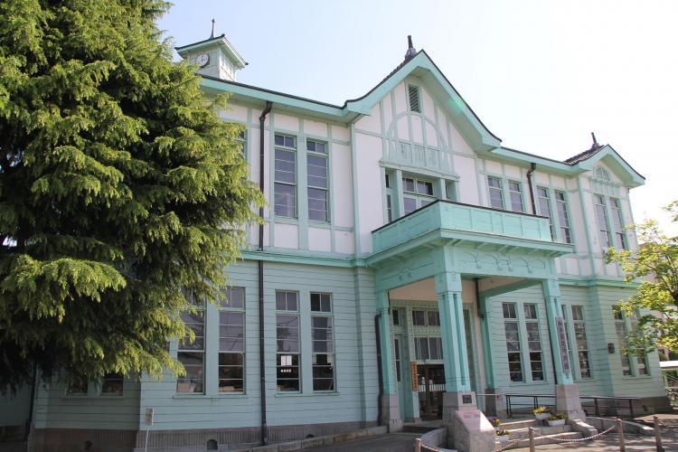 栃木市役所別館(舊栃木町役場)
