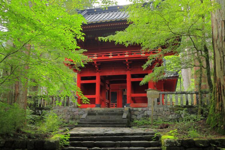 瀧尾神社(日光)