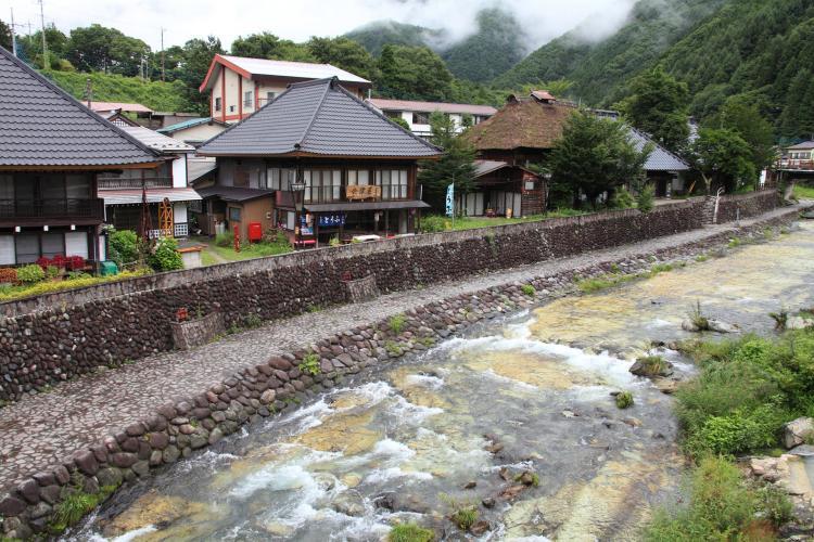 湯西川溫泉