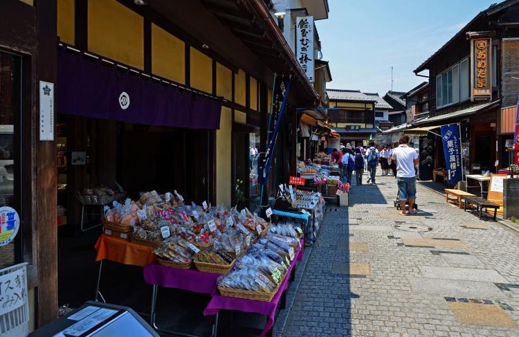小江戸川越藏造街(重要傳統建造物保存地區)