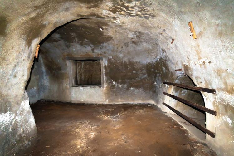 館山海軍航空隊赤山地下戰壕遺跡