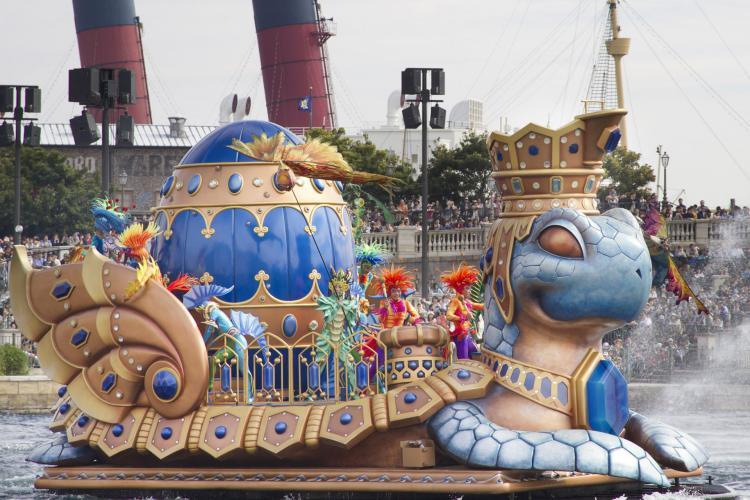 東京迪士尼樂園(千葉縣)