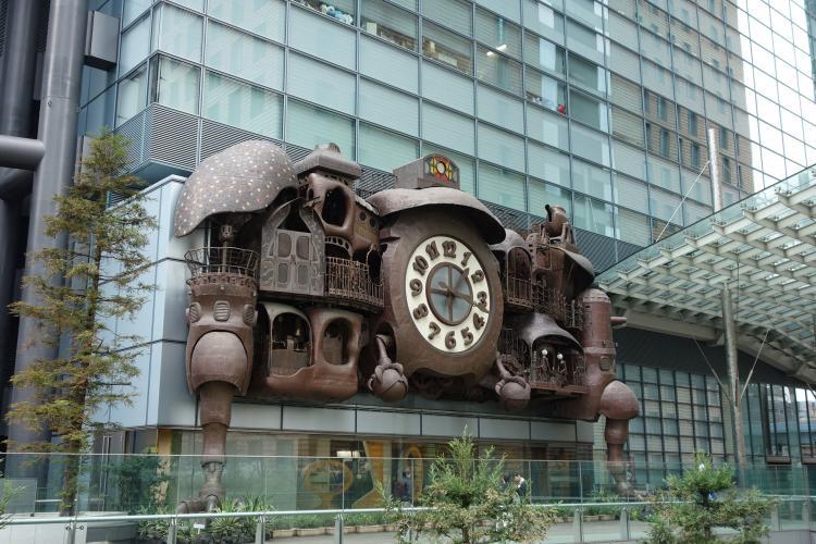 日本電視台大時鐘
