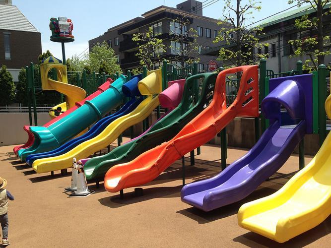 櫻坂公園(機器人公園)