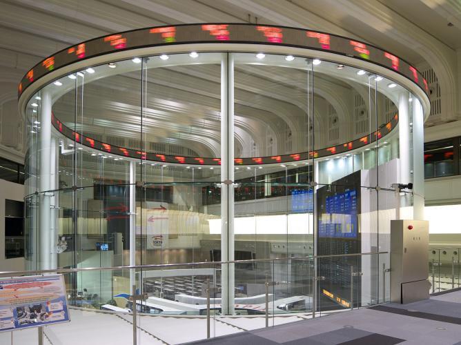 東証Arrows(東京證券交易所)