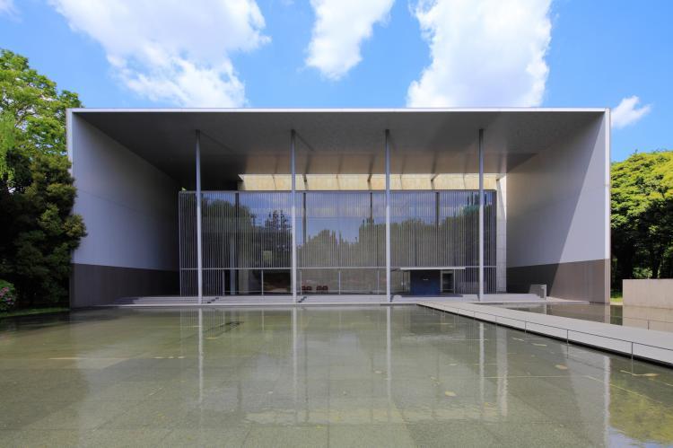東京國立博物館(上野恩賜公園)