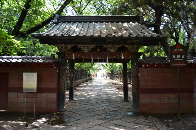 上野東照宮(上野恩賜公園)