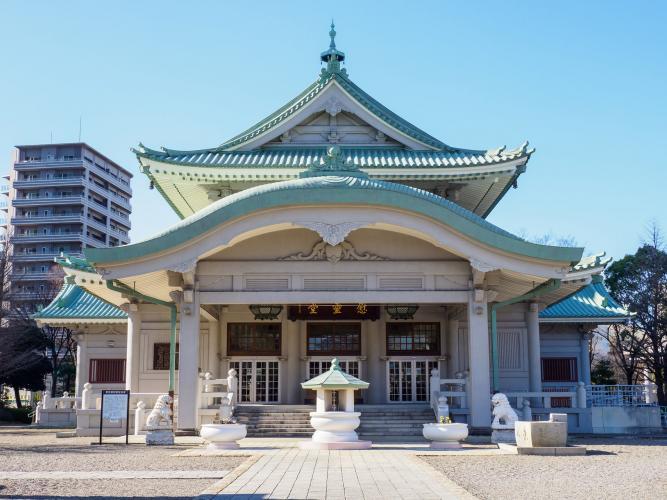 東京都慰靈堂