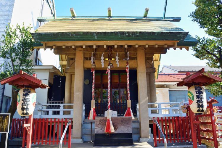 皆中稻荷神社