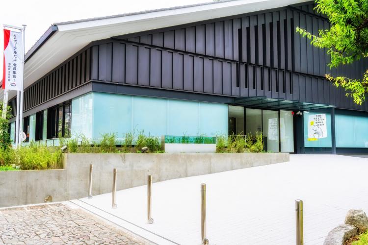 板橋區立美術館