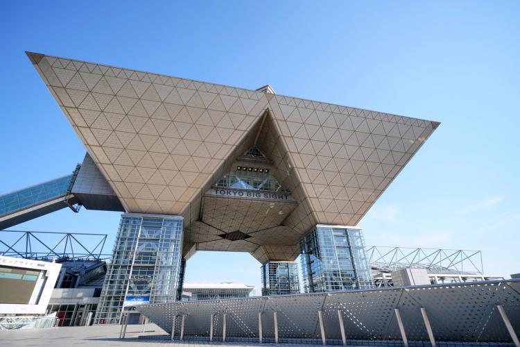 東京Big Sight(國際展示場)