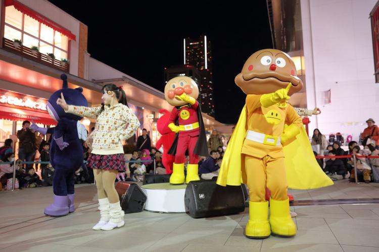 横濱麵包超人博物館