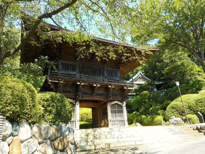 神木山等覺院