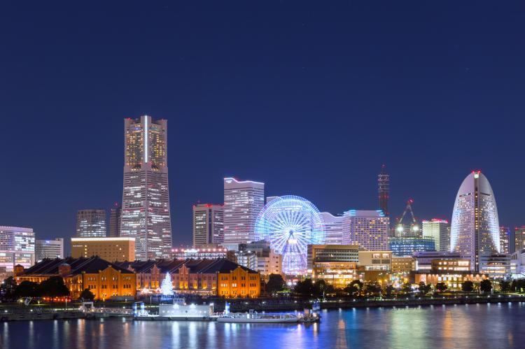 Cosmo World(横濱:港未來地區)