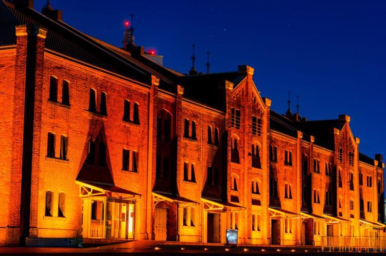 紅磚倉庫(横濱:港未來地區)