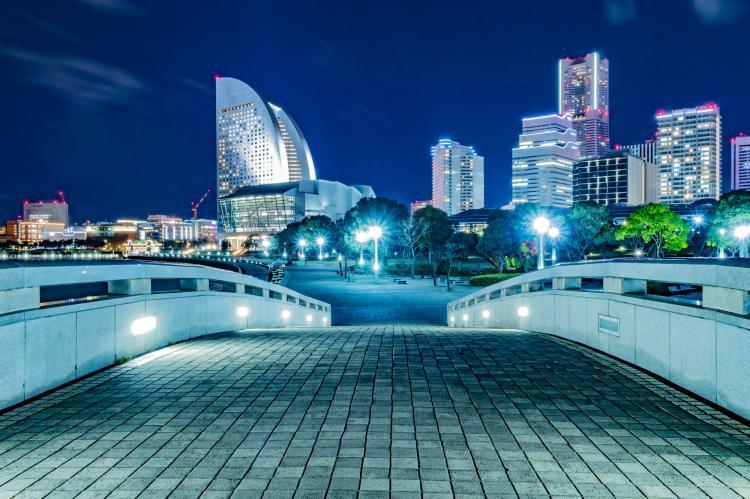 臨港公園(横濱:港未來地區)
