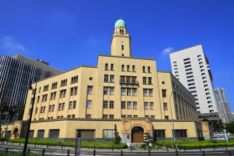 横濱:關内地區歴史建築群